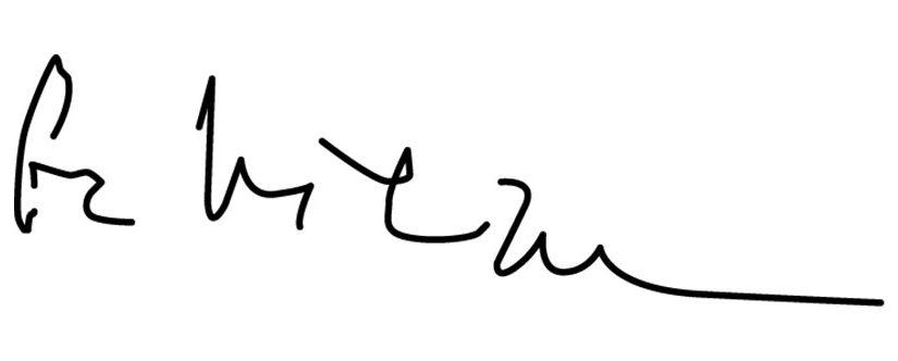 Firma di Grigore Vieru
